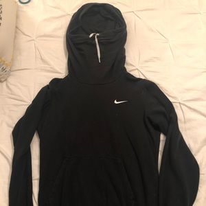 Nike High Neck/Cowl Neck Hoodie